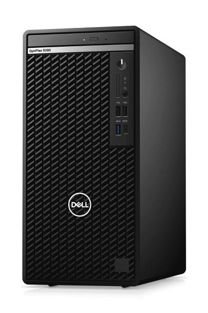 Dell OptiPlex 5090 Tower - Intel i5, 8GB RAM, 256GB SSD, Windows 10 Pro - GM61D