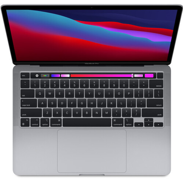 "Apple Macbook Pro M1 - 8GB, 256GB, 13.3"" Display, Space Gray - MYD82LL/A"