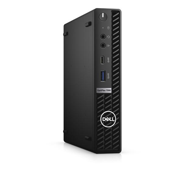 Dell OptiPlex 7090 MFF - Intel i5, 8GB RAM, 128GB SSD, Windows 10 Pro - T6CXK