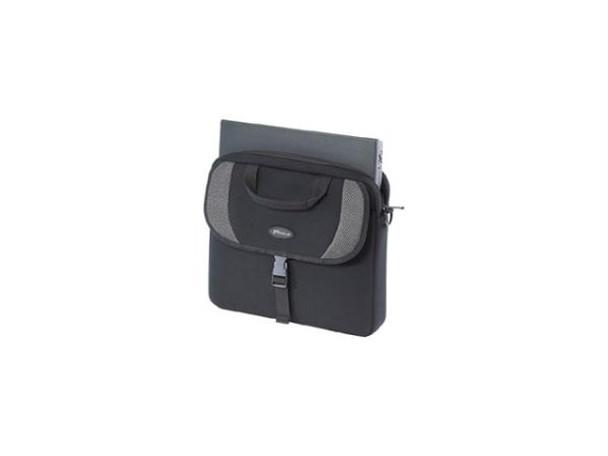 Targus Targus Notebook Slip Case - Carrying Case - Gray, Black