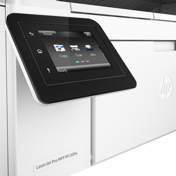 HP Laserjet Pro M130fw Multi Function Printer 23ppm 600x600dpi 150-sheet 256mb