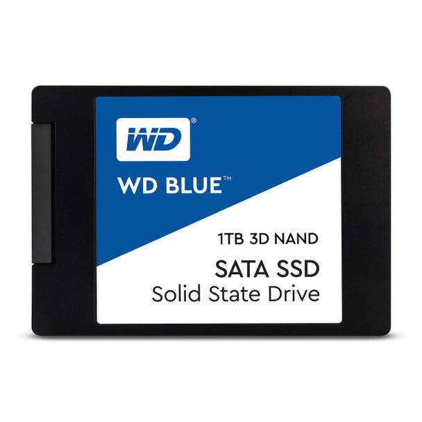 Western Digital Blue 3D NAND SATA SSD 1TB Serial ATA III WDS100T2B0A