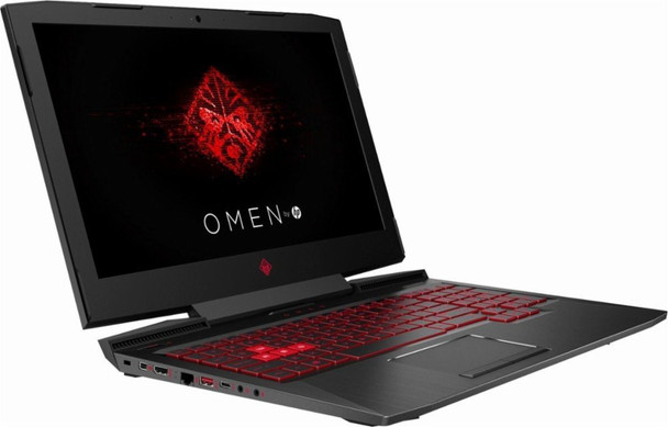 "OMEN Laptop 15-ce018dx - Intel Core i7 - 2.8GHz, 8GB RAM, 1TB HDD, GTX 1050 4GB, 15.6"" Display"