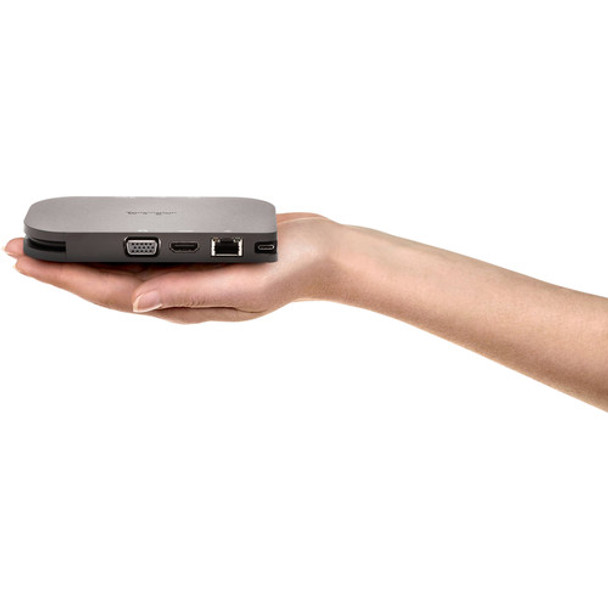 Kensington SD1600p USB-C Mobile 4K Dock With Pass-through Charging