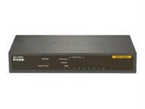D-link Systems 8-port 10/100 Poe Switch,unmanaged, 4 802.3af Poe Ports