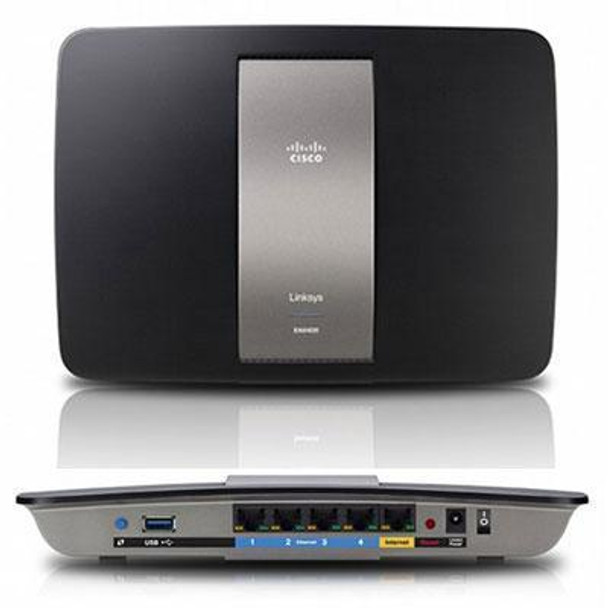 Linksys Linksys Ea6400 - Wi-fi Router - Ethernet;fast Ethernet;gigabit Ethernet;ieee 802