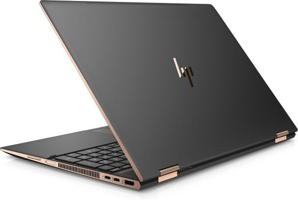 "HP Spectre x360 Convertible 15-ch011nr - Intel Core i7 - 8550U, 16GB RAM, 512GB SSD, GeForce MX150 2GB,  15.6"" 4K Touchscreen"