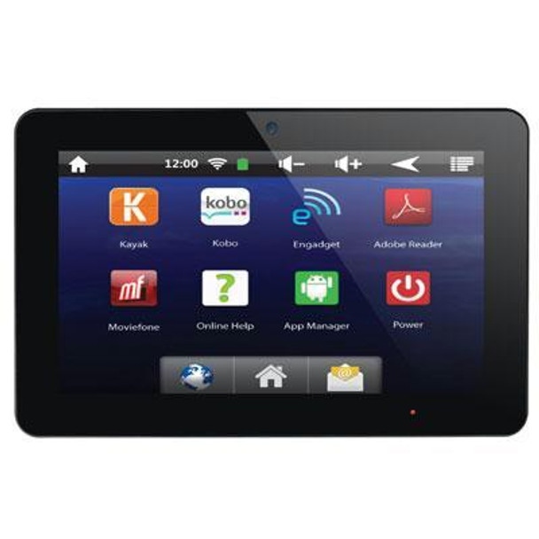 "10.1"" Quad Core Bluetooth Tablet"