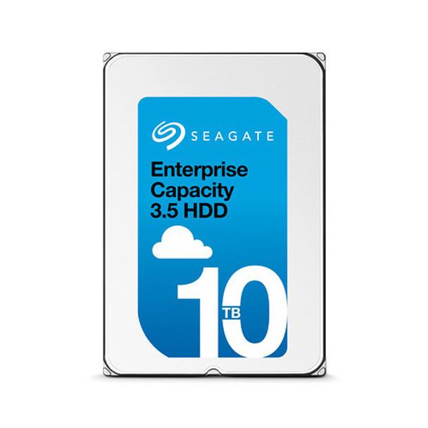 "Seagate Helium Enterprise Capacity 3.5"" 10TB Serial ATA III Hard Drive"
