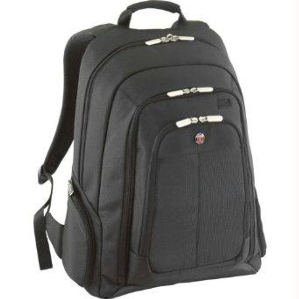 61059f967904 Targus Teb005us 15.4 Revolution - Notebook Backpack - 1680d Ballistic Nylon  - Black - 1