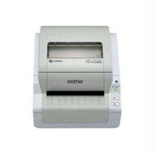 Brother Mobile Solutions Barcode Label Printer - Direct Thermal - 4.29 Ips (109 Mm/sec) - 300 Dpi