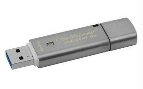 Kingston 64gb Usb 3.0 Dt Locker+ G3 W/automatic