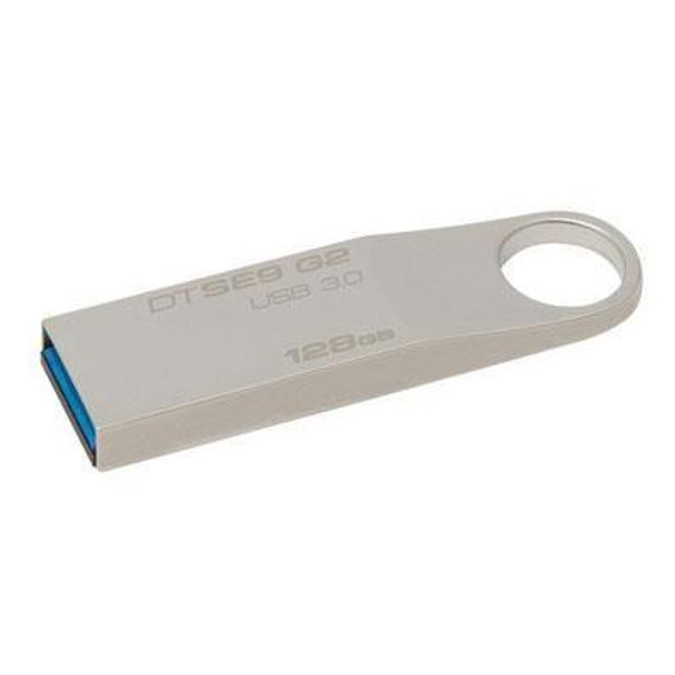 Kingston 128gb Usb3.0 Datatraveler (metal Casing)