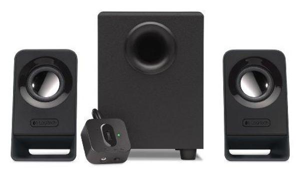 Logitech Logitech Multimedia Speakers Z213