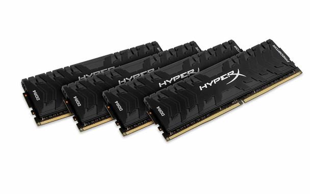Kingston 64gb 3000mhz Kit Of 4 Xmp Hyperx Predator Memory Modules