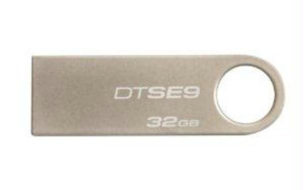 Kingston 32gb Usb 2.0 Datatraveler Se9 (metal Casing) Us