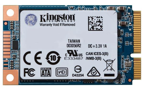 Kingston Technology UV500 480GB mSATA Serial ATA III Solid State Drive