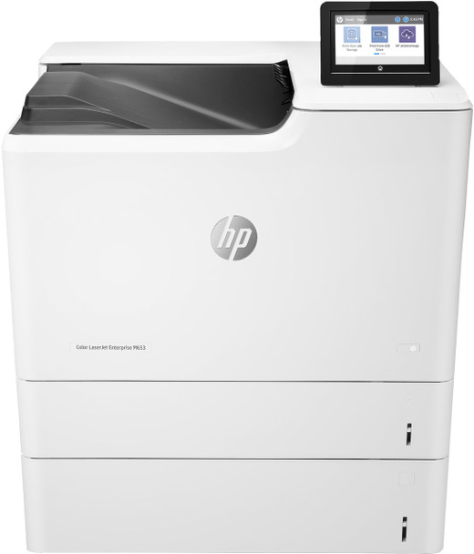 HP Laserjet Enterprise M653x Printer 60ppm 1200x1200dpi 1200 Sheet Duplex