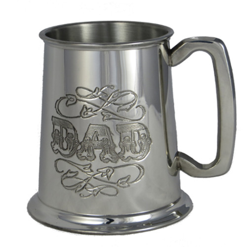 Crafted Cup's 'DAD' tankard