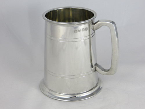 Crafted Cup's Double-lined tankard (Medium) : Front profile