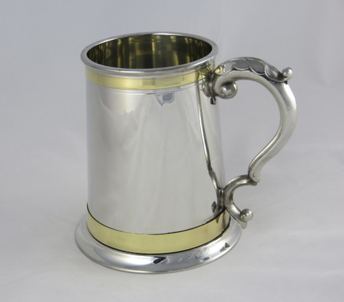 Crafted Cup's Monarch tankard: Front profile