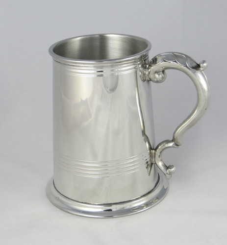 Crafted Cup's Worcester tankard: Front profile