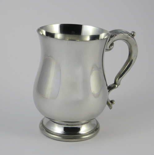 Crafted Cup's Georgian tankard: Front profile
