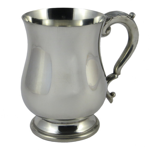 Crafted Cup's Georgian pewter tankard