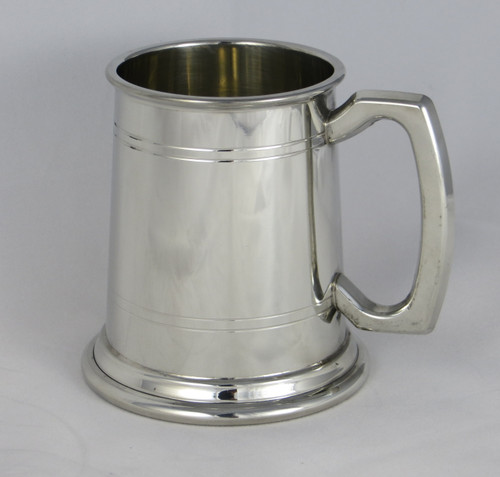 Crafted Cup's Double-lined half-pint: Front profile