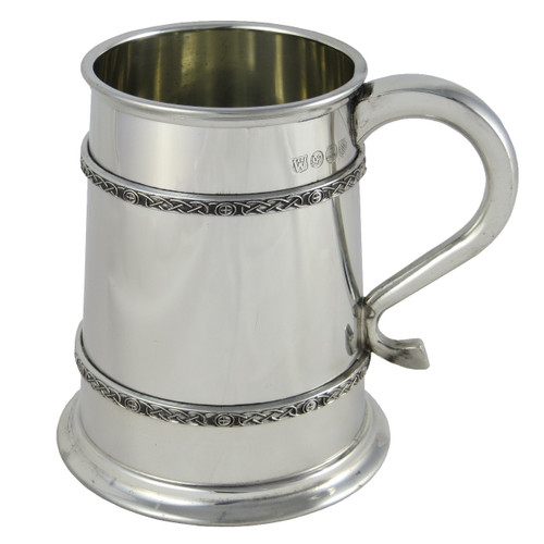 Crafted Cup's Celtic knot tankard (Medium)