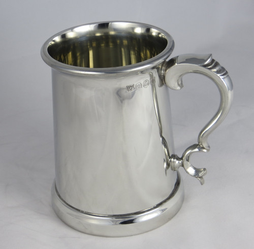 Crafted Cup's Vanguard tankard: Side profile