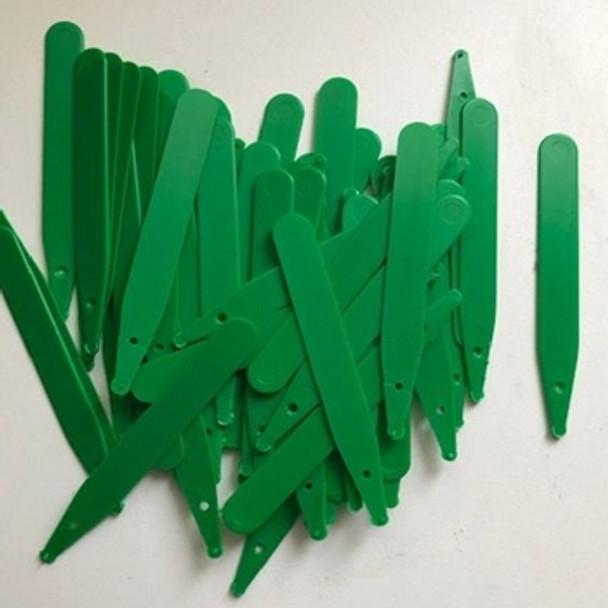 4 Inch Green Plant  Label - Seed Megastore