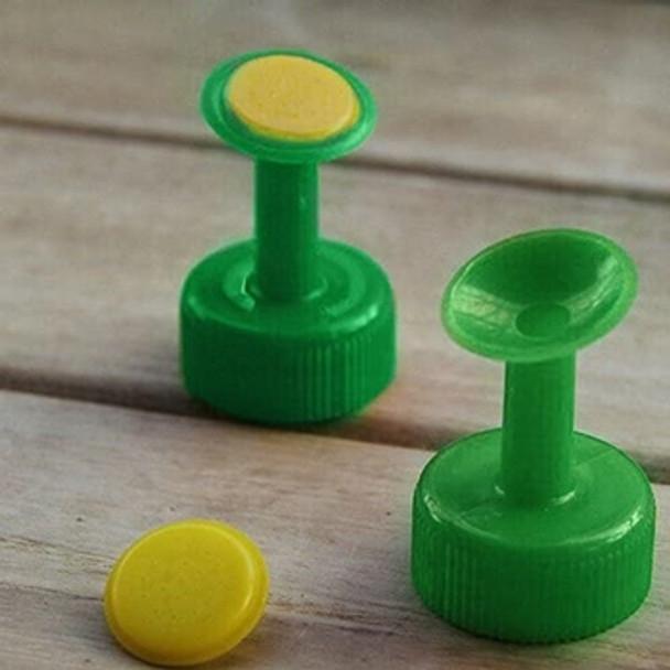 Green Bottle Top Waterer - Seed Megastore
