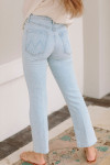 Mother Denim The Tripper Ankle Back View Reap what you sow