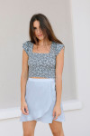 Nation Cassidy Mini Skirt front