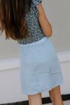 Nation Cassidy Mini Skirt Back