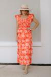 Saylor Linley Maxi Dress Front