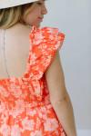 Saylor Linley Maxi Dress Shoulder