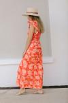 Saylor Linley Maxi Dress Side
