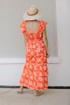 Saylor Linley Maxi Dress Back