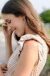 Saylor Alanna Dress Side View