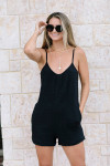 Nation Mariah Romper Front View
