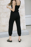 Stateside Luxe Jumpsuit Back View