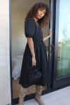 Greylin Stella Midi Dress Side View