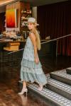 Cami NYC Angela Midi Dress Side View