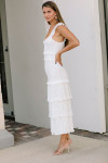 Saylor Perrie Maxi Dress Side View