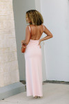 Susana Monaco Low Back Dress Back View
