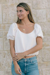 Cami NYC Alexis Top Front View