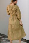 Xirena Annieka Dress Back View