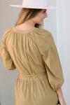 Xirena Annieka Dress Back detail View